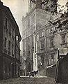 Lublin - ulica Trybunalska i Wieża Trynitarska z początku XIX wieku (Czesław Gawdzik).JPG