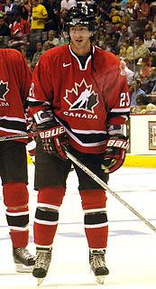 Luc Bourdon Canadian ice hockey player (1987–2008)