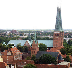 Image illustrative de l'article Cathédrale de Lübeck