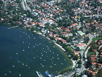 Herrsching - Aerial view