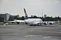 Lufthansa A380 110211 Bonaero Park (2).jpg