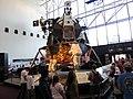 Lunar Module at the Smithsonian Air & Space Museum (50137159956).jpg
