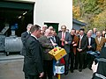 Luxembourg Kautenbach wastewater treatment plant inauguration.jpg