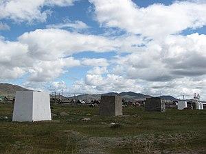 Danzandarjaa Monastery - Image: Mörön Monastery 3