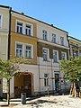 Městský dům, z toho jen - průčelí se sgrafity Jana Kobzáně (Vsetín), Dolní nám. 339, Vsetín.JPG