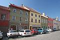 Městský dům (Úštěk), Vnitřní Město, Mírové náměstí 22, 23 a 24.JPG