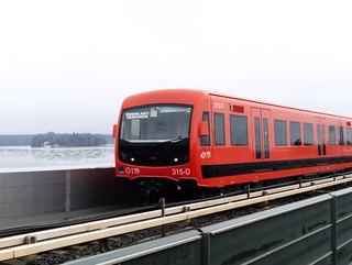 Helsinki Metro Greater Helsinki, Finland rapid transit system