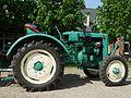MAN Ackerdiesel Traktor Typ A 25 A Baujahr 1956 - Foto 2013 Wolfgang Pehlemann Steinberg Ostsee DSC03678.jpg