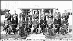 MCLB Albany 1952 staff