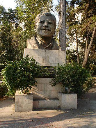 Luis Donaldo Colosio - Monument to Luis Donaldo Colosio in Mexico City's Paseo de la Reforma.