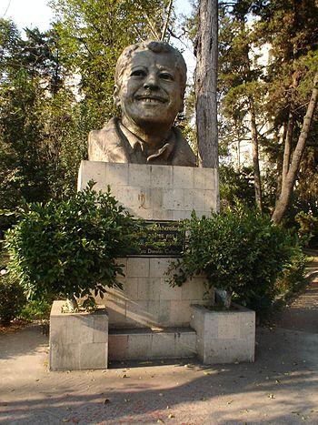 MONUMENTO A LUIS DONALDO COLOSIO MURRIETA