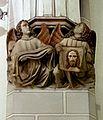 Maastricht, Sint-Servaasbasiliek, Dagkapel, gotische console 03.jpg