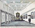 Maastricht, interieur kapel Wittevrouwenklooster (Ph v Gulpen, ca 1840, reconstructie situatie in 1796).jpg