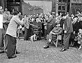 Maastricht. Opnames voor de film Betrayed (werktitel The true and the brave, Bestanddeelnr 905-9942.jpg