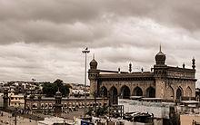 Stone mosque