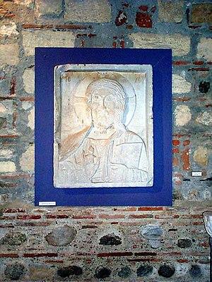 Archaeological Museum of Serres - Image: Macedonian Museums 22 Arx Serrvn 109