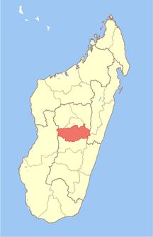 Vakinankaratra Region