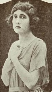 Madge Stuart British silent film actress