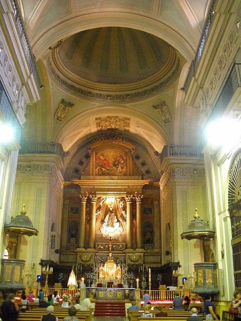 Madrid - Iglesia del Carmen y San Luis 03.jpg