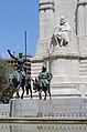 Madrid - Monum Cervantes 03.jpg