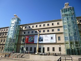 Museo Reina Sofia.Museo Nacional Centro De Arte Reina Sofia Wikipedia La