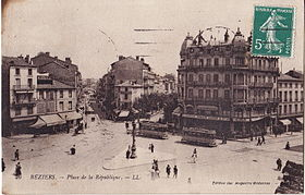 Image illustrative de l'article Tramway de Béziers