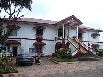 Magdalena, Laguna - Municipal Hall