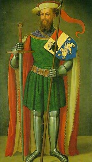 Magnus I, Duke of Mecklenburg - Magnus I of Mecklenburg