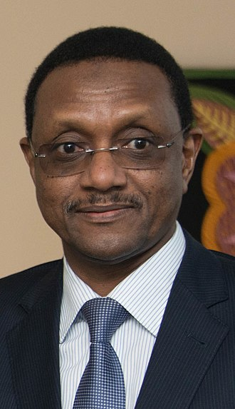 Minister of Foreign Affairs (Chad) - Image: Mahamat Zene Cherif 2018 (44960258821) (cropped)