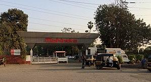 Kandivali - Image: Mahindra & Mahindra Kandivali Plant 2015