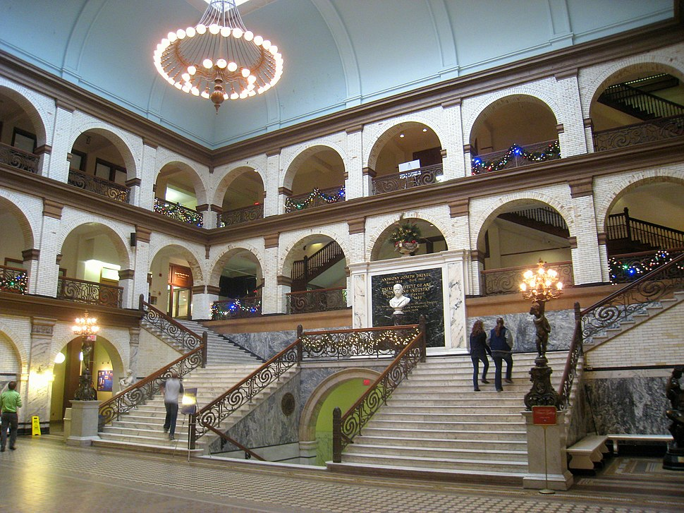 Main Building - Drexel University - IMG 7354