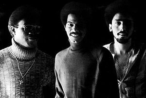 The Main Ingredient (band) - The Main Ingredient in 1970.Original members (L-to-R) Luther Simmons, Don McPherson, and Tony Silvester