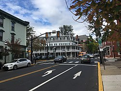 Main Street in Doylestown