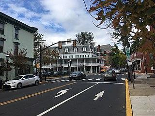 Doylestown, Pennsylvania Borough in Pennsylvania, United States