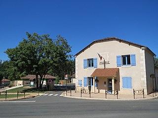 Milhac-de-Nontron Commune in Nouvelle-Aquitaine, France