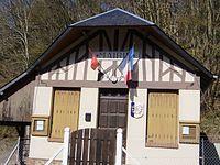 200px-Mairie_de_Champignolles_%28Eure%29 dans Insolent - Insolite