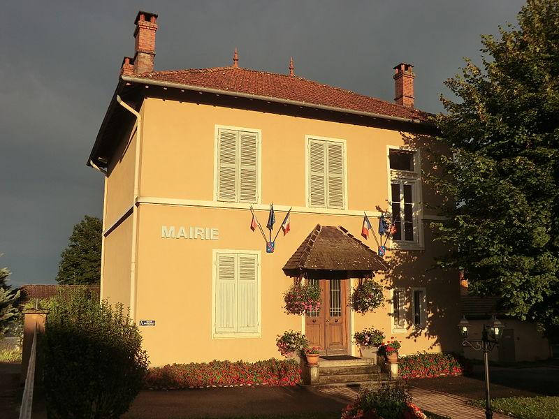 Mairie de Rignieux-le-Franc.