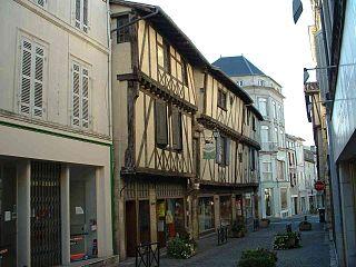 Saint-Jean-dAngély Subprefecture and commune in Nouvelle-Aquitaine, France
