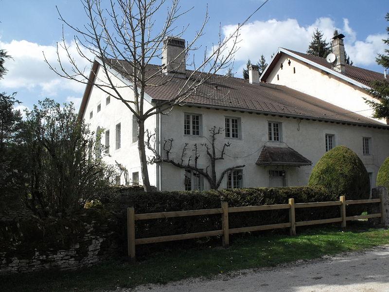 Maison des Pourcelots, Vauclusotte, Doubs, France