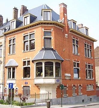 Quaker Council for European Affairs - Quaker House in Brussels.