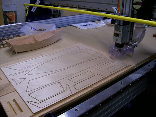 Maker Faire 2007 - CNC Router (508223728)