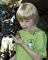 Making-A-New-Friend At Monarch Festival By Carole Robertson.jpg