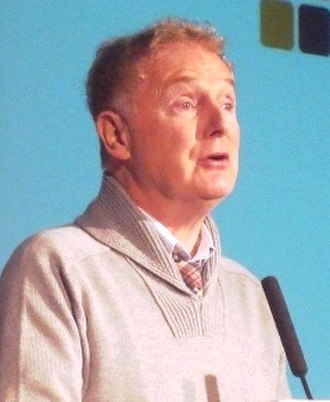 Malcolm McLaren - McLaren in October 2009.
