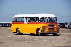 Malta bus (BUS 364), 2010 North Weald bus rally (3).jpg