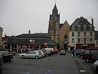 Mamers - Place Carnot.JPG