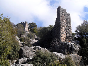Mancınık Castle - Image: Mancınık Castle, Mersin province, Turkey