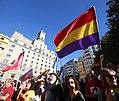 Manifestantes republicanos protestan ante la presencia de los reyes en los Premios Princesa de Asturias.jpg