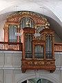 Mannswörth - Kirche, Orgel.JPG