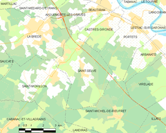 Map commune FR insee code 33474.png