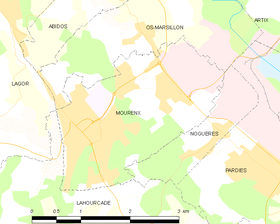 Map commune FR insee code 64410.png